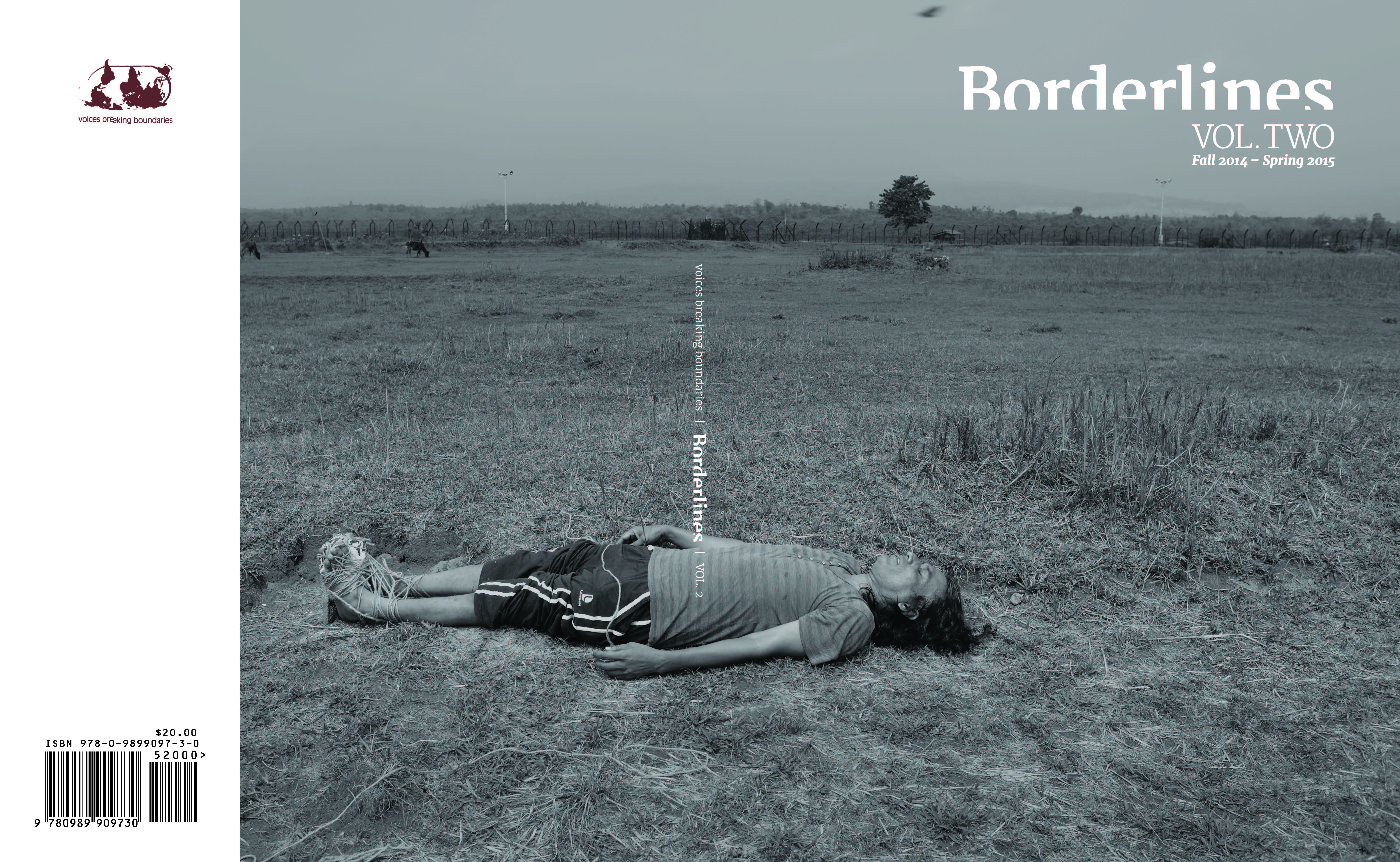 Borderlines Vol 2