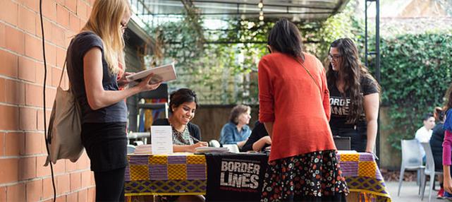 Voices Breaking Boundaries Houston Texas