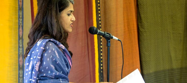 Voices Breaking Boundaries VBB Arts Sehba Sarwar Houston Texas