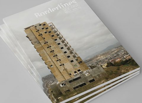 Borderlines: Volume I Art Catalogue