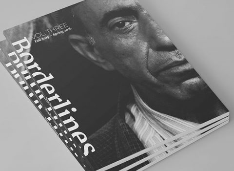 Borderlines: Volume III Art Catalogue