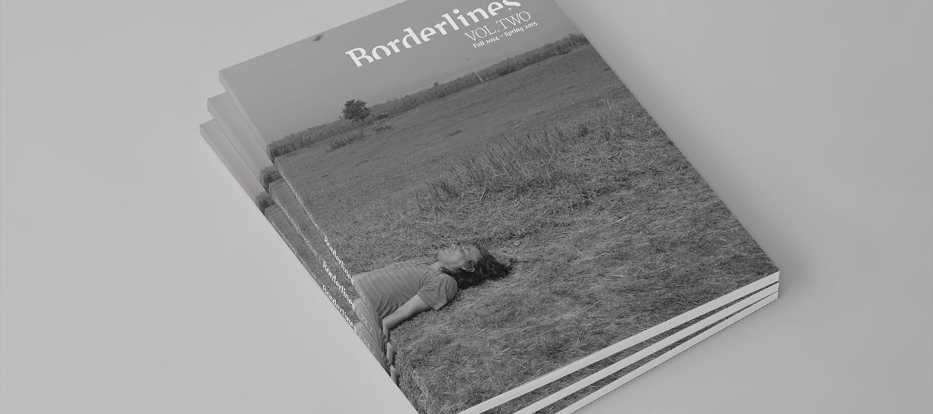 Voices Breaking Boundaries Borderlines Volume 2 Publications