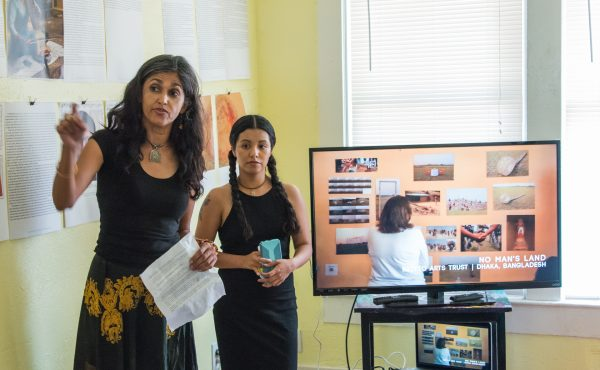 Voices Breaking Boundaries VBB Arts Houston Texas Borderlines