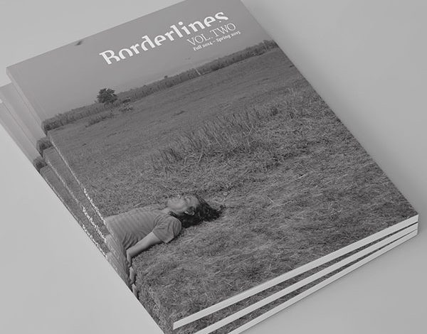 Voices Breaking Boundaries Borderlines Vol 2 Publications