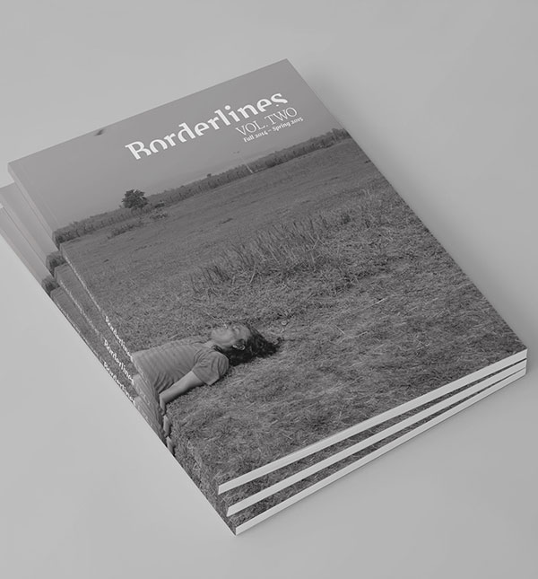 Voices Breaking Boundaries Borderlines Vol 2 Publications