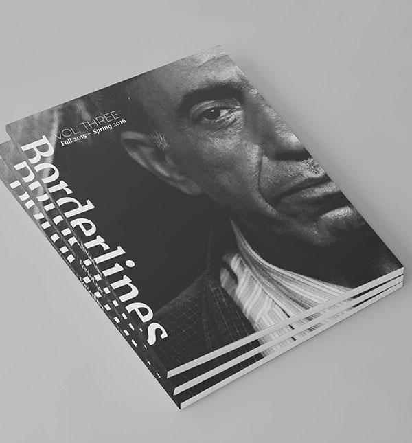 Voices Breaking Boundaries Borderlines Vol 3 Publications